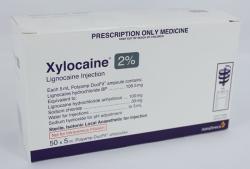 xylocaine sports