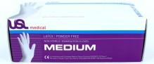 Glove Exam Latex Powder Free Medium