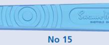 Scalpel Complete S/M Sterile Size 15