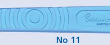 Scalpel Complete S/M Sterile Size 11 (10)