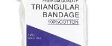 Triangular Bandage Cotton 110 x 110 x 155