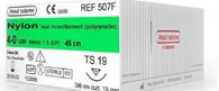 Assut Nylon 3/0  3/8 CRC 24mm