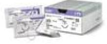 Braun Safil Suture 4/0 DS 19 45cm violet