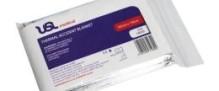 Emergency Blanket 185x130cm 1pc/bag