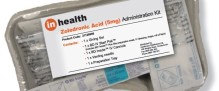 Zoledronic Acid (Aclasta) 5mg Administration Kit