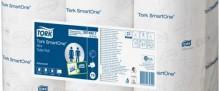 Tork SmartOne Mini Toilet Tissue Roll 472193, Pack of 12