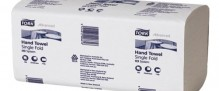 Tork H31 Advanced Centrefold Hand Towels 1 Ply 2170360, Pack of 150