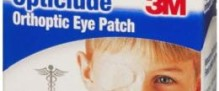 Eye Pads Opticlude Reg