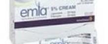Emla Cream 5x5g