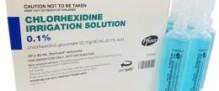 Chlorhexidine 0.1% 1:2000 30ml