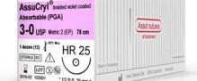 AssuCryl – Absorbable 3.0 Assut 24mm