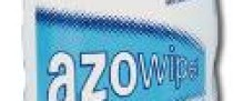Azowipes Wipes (200)