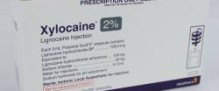 Xylocaine 2% 5ml Plain