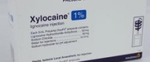 Xylocaine 1% 5ml Plain (50)