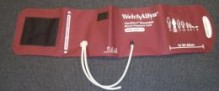 Welch Allyn Flexiport Cuff-Lg Adlt-long-2tbe-Sphyg