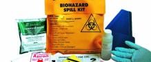 Biohazard Spill Complete Kit
