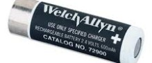 Welch Allyn Rechargable Battery for – Microtymp 2 (72900)