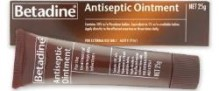 BETADINE OINTMENT 10% 25GM