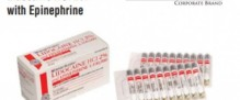 Lidocaine 2% with 1:100,000 Epinephrine 1.7ml (Box 50)