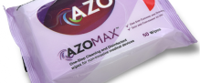 Azo Max  wipes. 50s